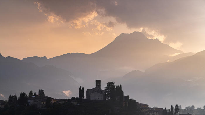Barga Sunset 2019 - Photography Training