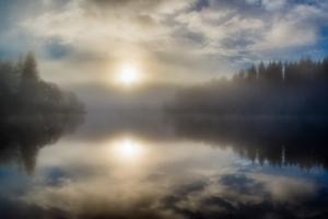 Loch Ard Mist