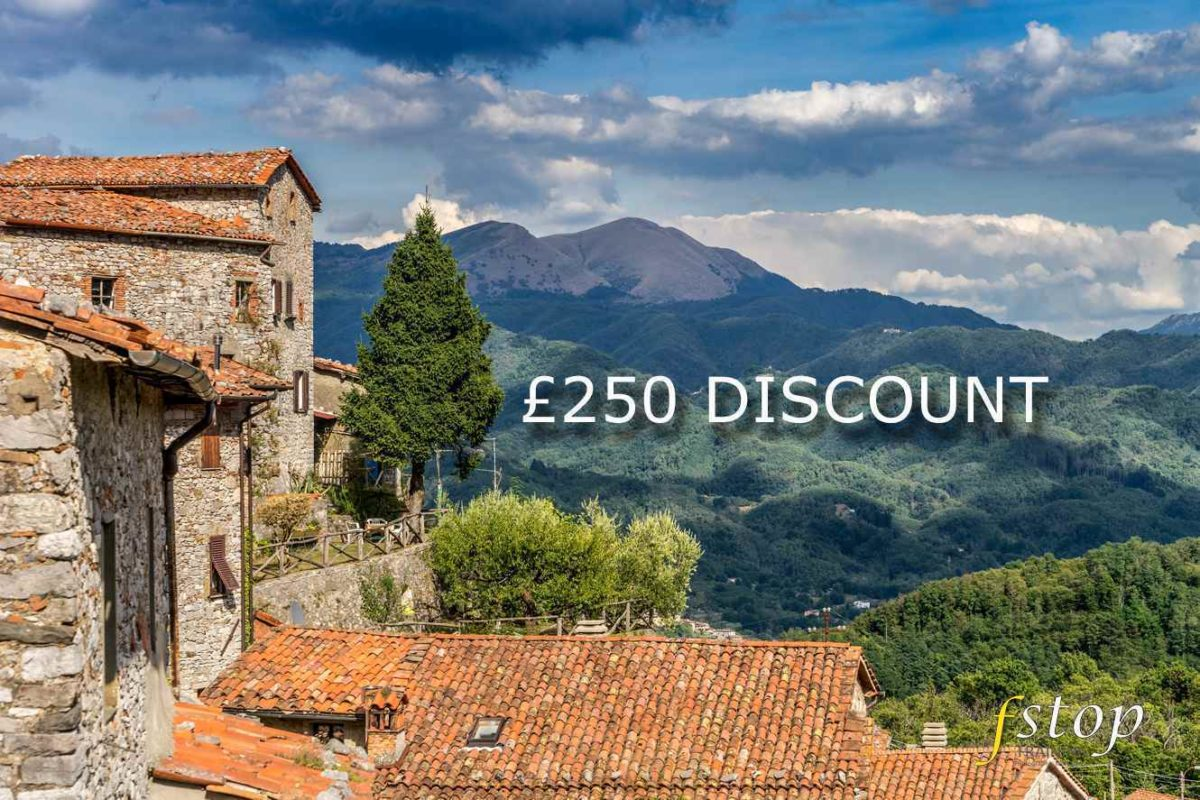 Tuscany photography workshop discount