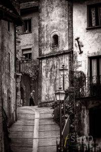 Our Man in Fornovolasco, Italy