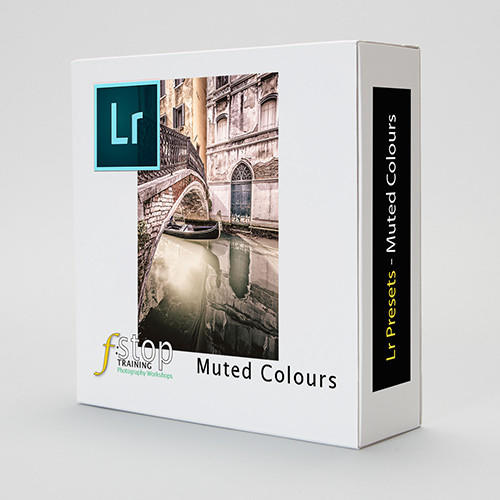Lightroom Presets - Muted Colours