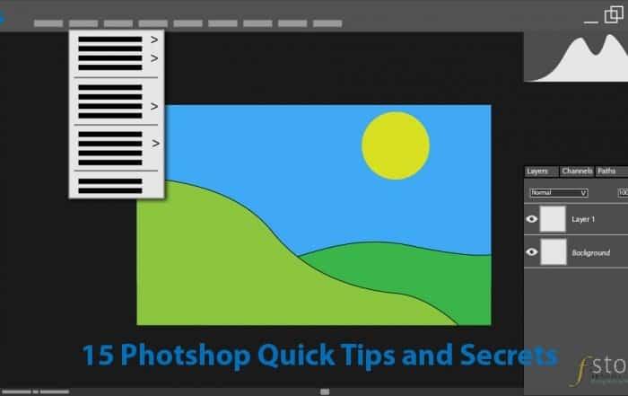 Photoshop Quick Tips