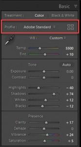 Adobe Lightroom Classic Update