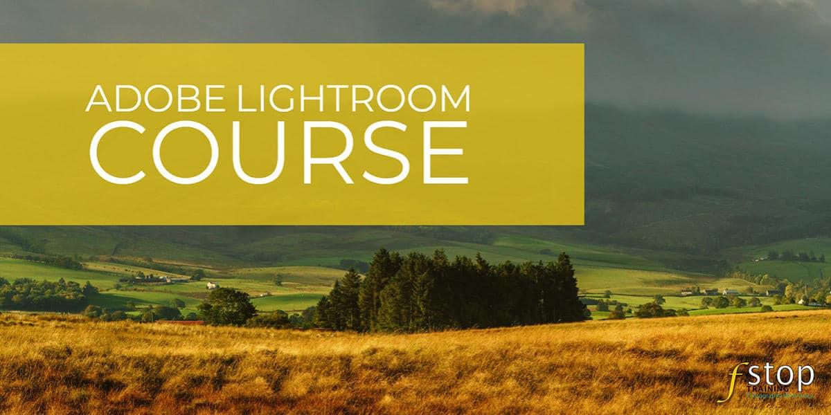 Adobe Lightroom Course