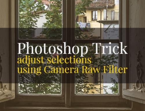 Cool Trick Using Selections In Photoshop and Adobe Camera Raw