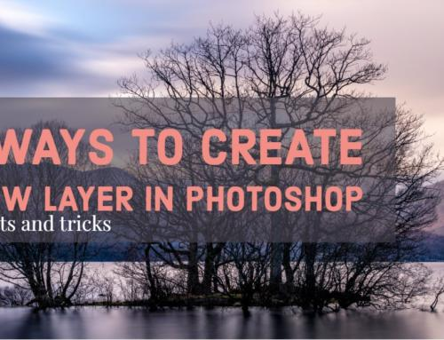 Ten Ways to Create a New Layer in Photoshop