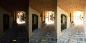 HDR Images in Lightroom- 3 brackets