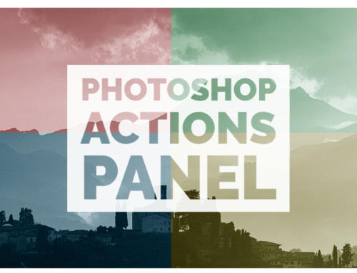 Introduction to the Photoshop Actions Panel