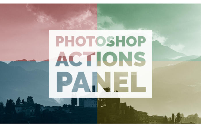 Photoshop Actions Panel