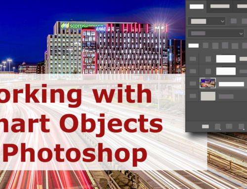 Working with Smart Object Layers in Photoshop