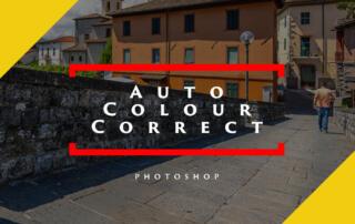 Auto Colour Correct