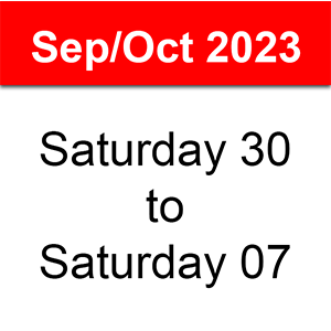 Tuscany Workshop - Oct 2023
