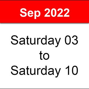 Tuscany Workshop - Sep 2022
