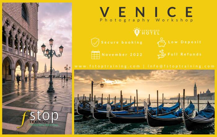 Venice Workshop 2022