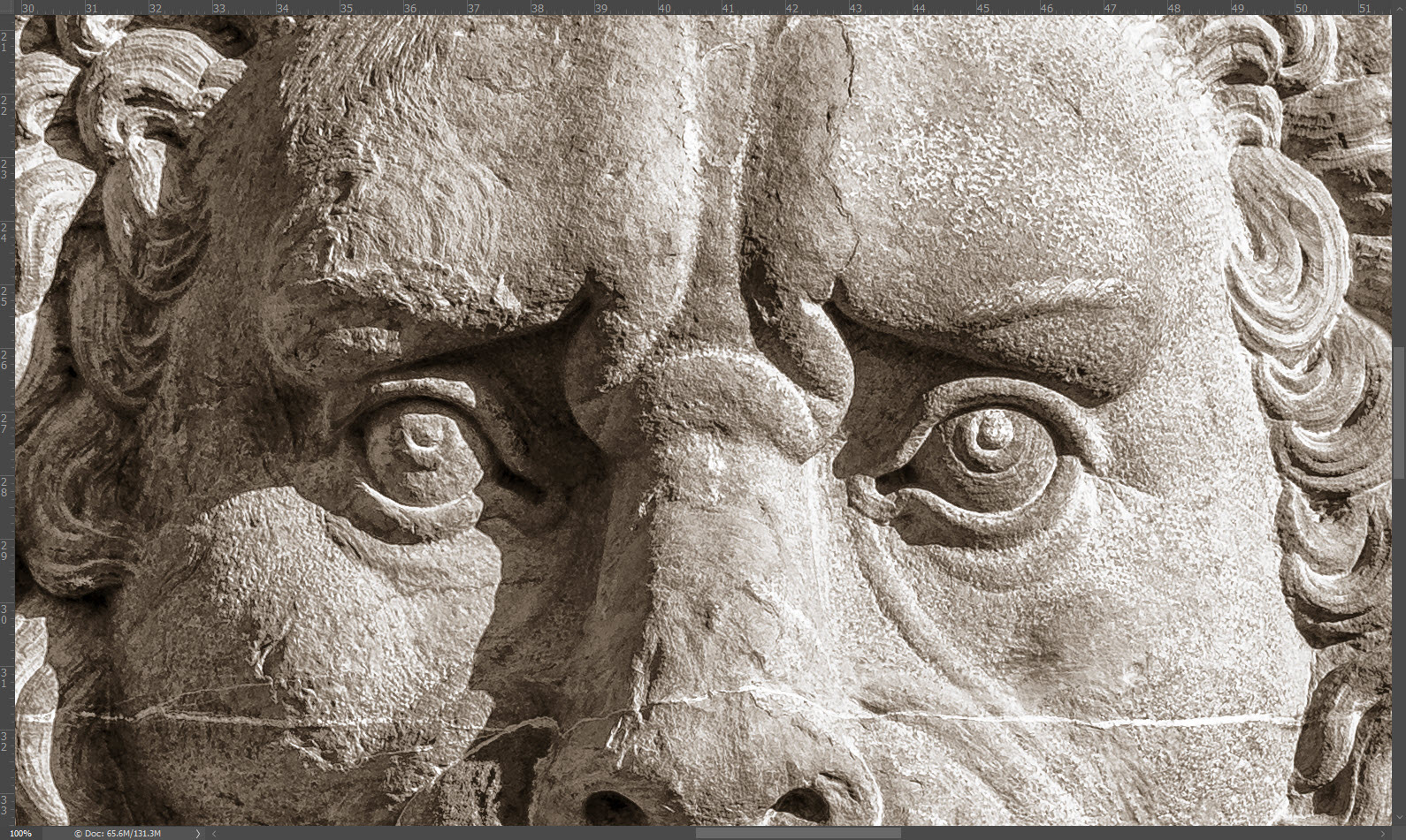 Sepia Tone Effect in Photoshop - Professional