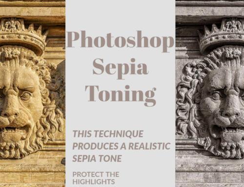 Create a Professional Sepia Tone Effect in Photoshop